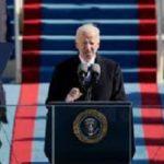 Discours d' investiture de Joe Biden – 20 janvier 2021
