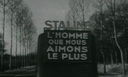 anniversaire 70 ans Staline