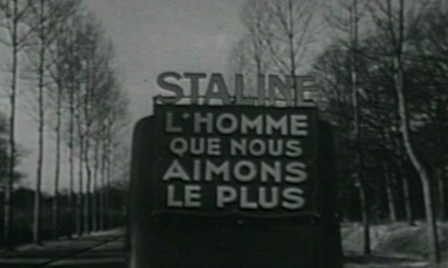 Joyeux anniversaire, camarade Staline !