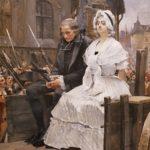 La dernière lettre de Marie-Antoinette