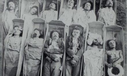 morts de la Commune de Paris