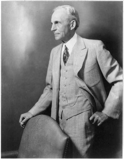 Henry Ford, vecteur de diffusion des Protocoles et du complot judéo-bolchévique