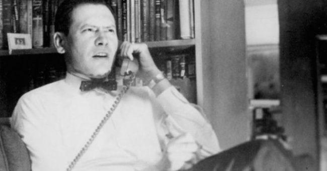 Gray Barker et l'invention des Men in black – 1956