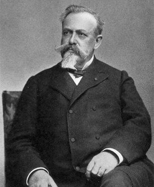 Léon Le Fort, médecin opposé à l'obligation vaccinale – 1891