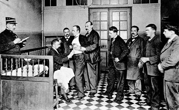La médecine naturiste contre le principe de vaccination – 1895