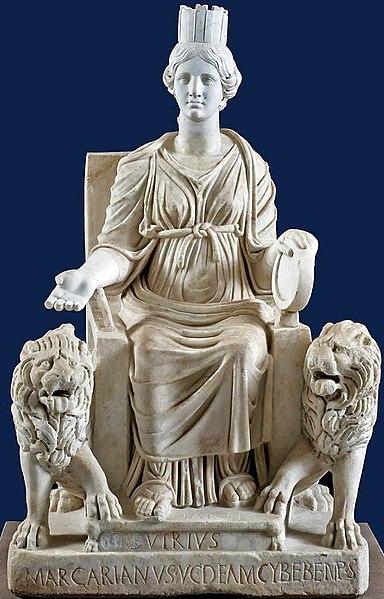 Le mythe de Cybèle et d'Attis selon Diodore de Sicile et Ovide