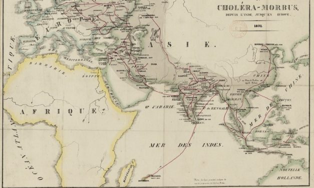 Choléra : chronique d'une épidémie annoncée