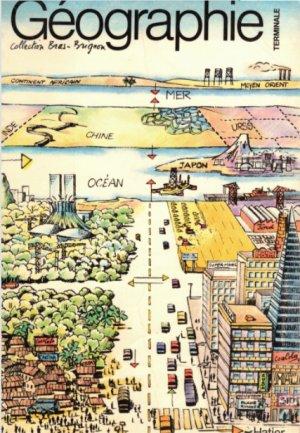 La Chine dans mon manuel de géographie de terminale de 1983