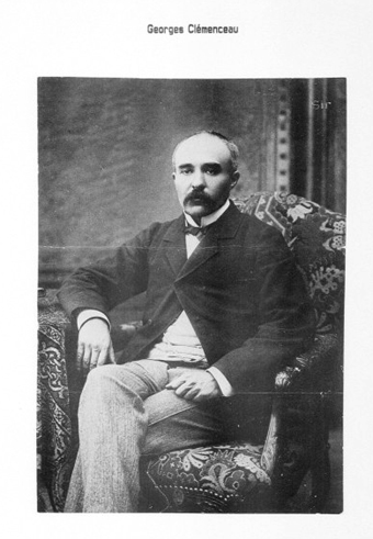 [Georges Clemenceau] : [1881?] : [photographie positive]