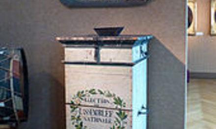 Urne (musée historique de Haguenau)