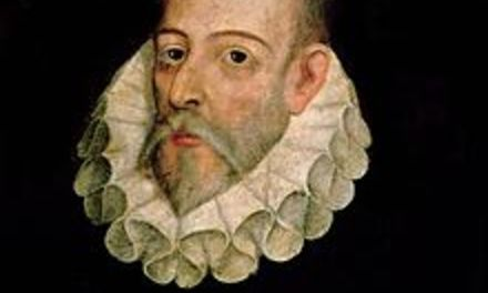 Portrait supposé de Cervantès