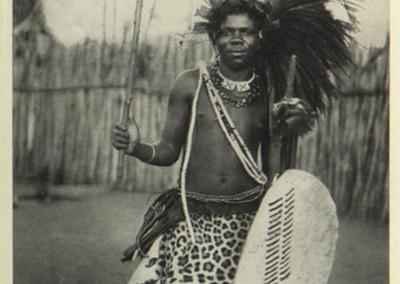 Aventures en Swaziland : histoire d'un Boer Sud-africain