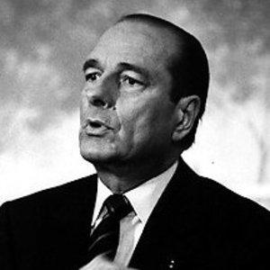 Jacques Chirac, premier ministre en 1974-1976 et 1986-1988, président en 1995-2002 et en 2002-2007
