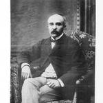 [Georges Clemenceau] : [1881?] : [photographie positive]