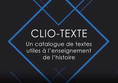 Clio Texte default image