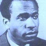 Franz Fanon (Fort-de-France, Martinique, 1925 - Bethesda, Maryland, EU, 1961)