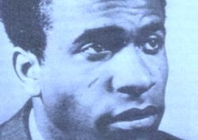 Franz Fanon (Fort-de-France, Martinique, 1925 - Bethesda, Maryland, EU, 1961)