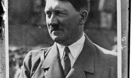 Portrait d'Adolf Hitler : [photographie de presse] / Agence Meurisse