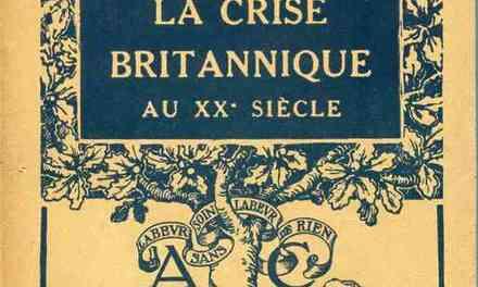 Le Royaume-Uni de Grande-Bretagne entre deux guerres (1918-1939)