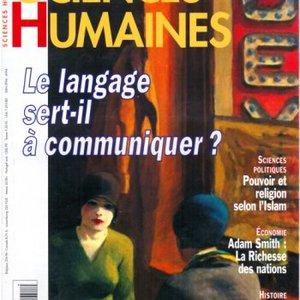 Sciences humaines, n°51, juin 1995 - Ce numéro est désormais épuisé chez l'éditeur.