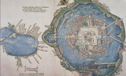 Villes et campagnes à l'époque des Aztèques