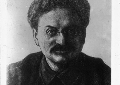 Trotsky, / Agence Meurisse