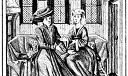 Ménagier de Paris, miniature du XVe siècle